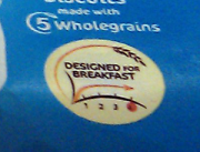 designed for breakfast