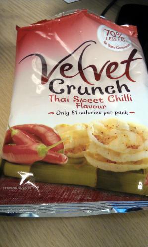 velvet crunch