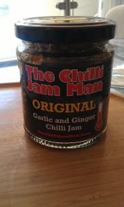 Chilli Jam Man Original Garlic & Ginger Chilli Jam