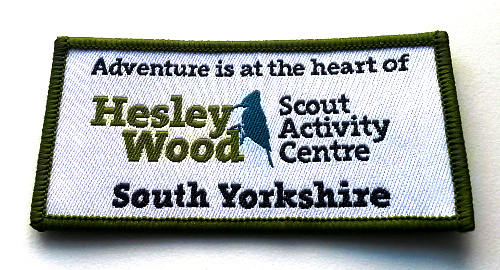 Hesley Wood Scout Activity Centre badge