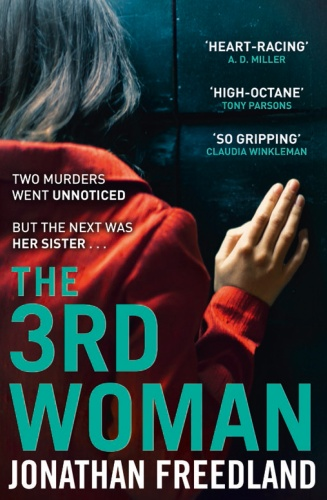 The 3rd Woman - paperback cover