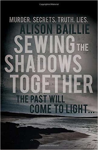 Sewing The Shadows Together - cover