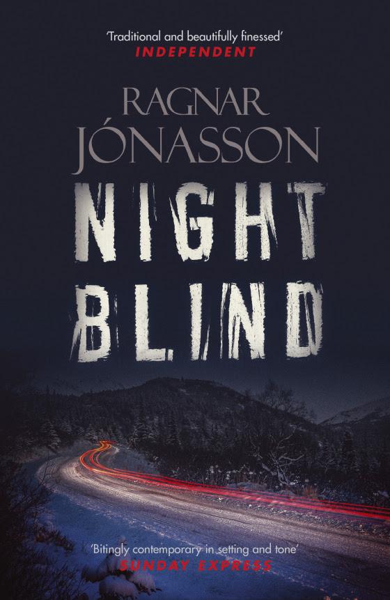 Nightblind | Ragnar Jonasson