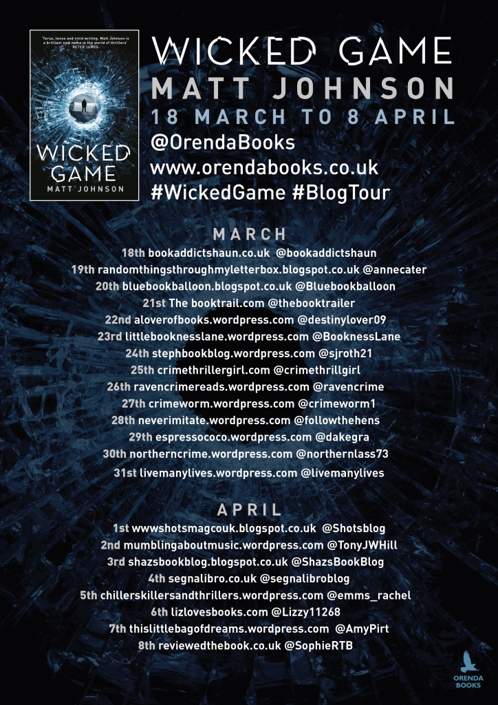 Wicked Games Blog tour