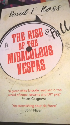 The Rise and Fall of the Miraculous Vespas - David F. Ross