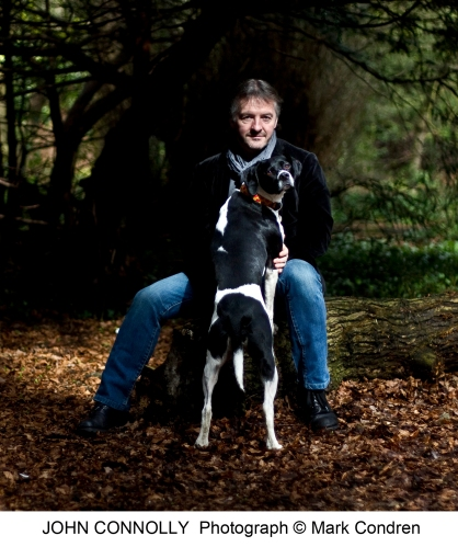 john and dog 2011