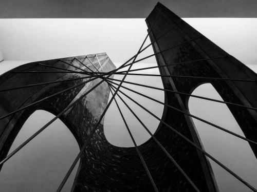 winged figure ~ Barbara Hepworth