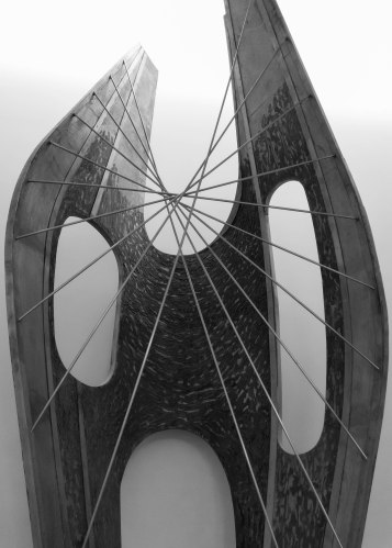 winged figure ~ Barbara Hepworth