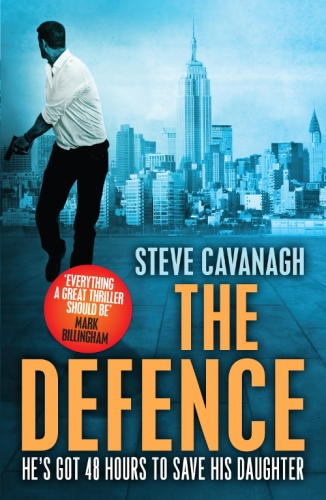 Steve Cavanagh - The Defence