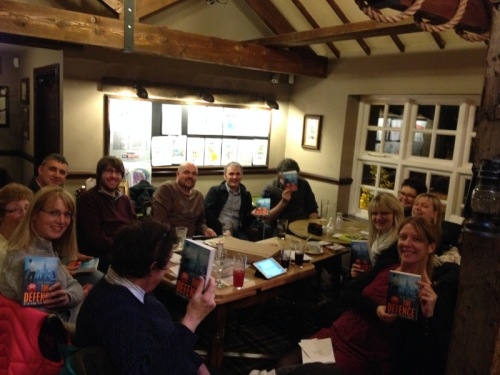The Defence @ Houghton Book Club